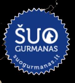 Šuo gurmanas Logo